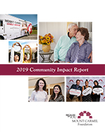 Mount Carmel Foundation Annual Report 2015 Annual Report to the Community